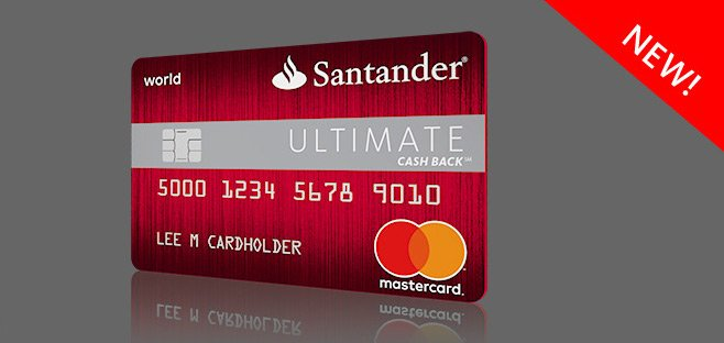 Santander ultimate review myfinance - Cad santander ...